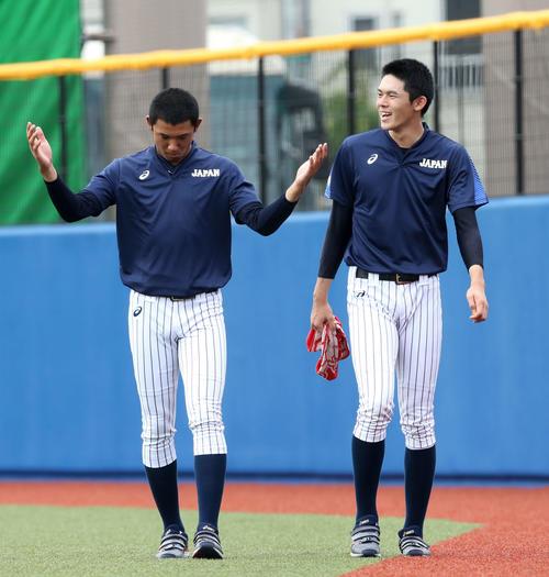 野球U18日本代表
