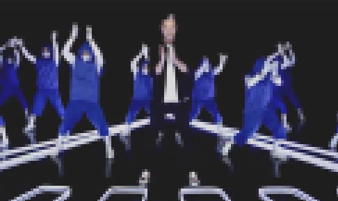 【HandClap】2週間で10キロ痩せるダンスの元ネタ全然違ったwww